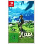 The Legend of Zelda : Breath of the Wild (Nintendo Switch) inkl. Versand um 44,86 € statt 55,90 €