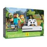 Xbox One S 500GB Konsole – Minecraft Bundle ab 152,42 € (WHD)