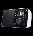 Logitech Squeezebox Radio White – Limited Edition, Accessory Pack, Ultimate Ears 100 Earphones für 108.71 € @Logitech UK