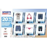 Sports Direct – 20 % Rabatt auf das Bademoden-Sortiment (bis 17. Juni)