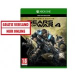 Xbox One Games inkl. Versand ab 5 € im Mediamarkt Onlineshop – zB. Gears of War 4 – Ultimate Edition (Xbox One) um 25 € statt 52,78 €