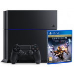 PlayStation 4 – 500GB inkl. Destiny: KdB um nur 199 € statt 271,76 €