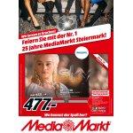 25 Jahre MediaMarkt Steiermark – Angebote vom 2. – 15. Juli