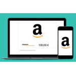 10 EUR Aktionsgutschein, beim Kauf eines 100 EUR Amazon-Gutscheins