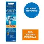 5 Stück Oral-B Precision Aufsteckbürsten inkl. Versand um 7€ statt 12,99€