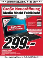 Eröffnungsangebote vom 22.9. von 7-20 Uhr @Neueröffnung Media Markt Feldkirch (Vorarlberg)