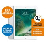 Saturn Onlineshop – 50 € Rabatt auf Apple iPads – versandkostenfrei