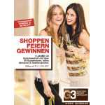 G3 Shopping Resort Gerasdorf  – Gutscheinheft (bis 17. August)