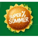 McDonalds Super Sommer – wechselnde Gutscheine bis 29. August