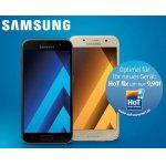 Samsung Galaxy A3 (2017) um 199 € bei Hofer (ab 19. Oktober)