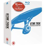 Star Trek 1-10 – Remastered Box Set (Blu-ray) um 29,99 € statt 46,75 €