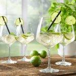 Cocktailgläser Vivo Voice Basic 4-er Set um 4,90 € statt 17,04 €