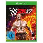 WWE 2K17 [Xbox One] um 14 € – auf Gamestop 9.99er Eintauschliste