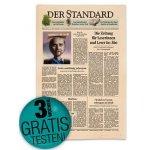 """""""Der Standard"""" – 5 Wochen kostenlos testen"""