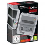 New Nintendo 3DS XL Konsole – SNES Edition um 199 € vorbestellbar