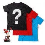 Zavvi – 3 Mystery Geek T-Shirts + GRATIS Figur um 14,99 €