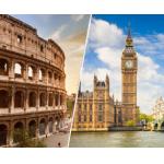 Städtereisen Superschnäppchen (Flug & Hotel) ab 81 € bei Urlaubshamster