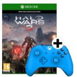 TOP! Xbox Wireless Controller blau + Halo Wars 2 um 33 € statt 70,09 €