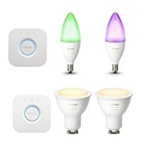 Philips Hue Starter-Set in Aktion ab 74,95 € – nur heute!