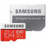 Samsung EVO Plus Micro SDXC 64GB um 8,05 € statt 15,19 €