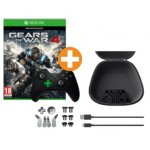 Xbox One Elite Wireless Controller + Gears of War 4 um 101 € statt 145 €