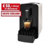 Cremesso Kapselmaschinen – 50€ Rabatt bei Media Markt
