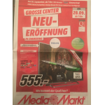 Media Markt Simmering Neueröffnung – Highlights vom 01. – 04.10.2017
