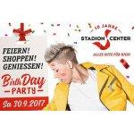 Stadion Center Wien – 10. Geburtstag – Aktionen & Angebote am 30.09.