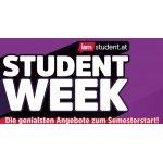 Student Week auf iamstudent.at – vom 1. bis 6. Oktober viele Angebote