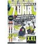 XXL Sports & Outdoor – Donauzentrum Eröffnungsangebote (9. Oktober)
