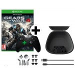 Xbox One Elite Wireless Controller + Gears of War 4 um 100 € statt 144 €