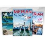Merian Reisemagazin Jahresabo + 60 € Gutschein um 123 € statt 179,40 €