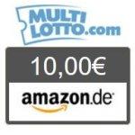 TOP! 6 Eurojackpot Tipps um 4 € + 10 € Amazon Gutschein = 6 € Gewinn
