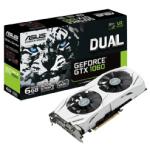 ASUS Dual GeForce GTX 1060 Grafikkarte um 265 € statt 309,58 €