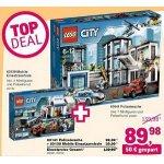 LEGO – City – Polizeiwache (60141) + LEGO – City – Mobile Einsatzzentrale (60139) inkl. Versand um 74,83 € statt 102,75 €