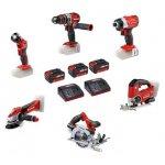 Einhell Power X-Change Werkzeugset 11-teilig um 403,99 € statt 556,82 €