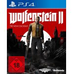 Wolfenstein II: The New Colossus (PlayStation 4) um 51,94 € statt 59,99 €