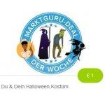 1 € Cashback für euer Foto im Halloween Kostüm bei Marktguru