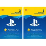 PlayStation Plus Mitgliedschaft – 6 Monate um 24,99 € statt 42,76 €