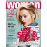 WOMAN – 10 Ausgaben um nur 10 € statt 33 € – nur heute!