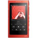 Sony NW-A35 High-Resolution Walkman rot um 111 € statt 165,93 €