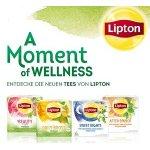 Lipton Heißtee (20 Beutel) GRATIS durch Cashback-Aktion – 2,69 € sparen