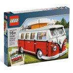 Brickstore Brick Week – Lego Sets zu Bestpreisen & gratis Versand – zB. LEGO Volkswagen T1 Campingbus (10220) um 69,99 € statt 86,94 €