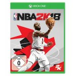 NBA 2K18 für Xbox One um 33 € / Playstation 4 um 33 € – Bestpreise