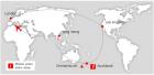 Um ca. 907€ ab London um die Welt (Los Angeles, Auckland, Christchirch, Hong Kong) fliegen @Flightcentre.co.uk
