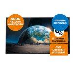 Sony OLED TVs zu Bestpreisen bei der Saturn Black Week