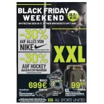 XXL Sports & Outdoor Black Weekend – zB. 30% Rabatt auf alles von Nike