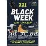 XXL Sports Black Week – viele Top-Angebote bis zum 29.11.