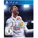 FIFA 18 inkl. Versand für PS4 / Xbox One um je nur 41,97 €