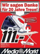 20-jähriges Jubiläum und Geburtstagsschnäppchen @Media Markt Villach